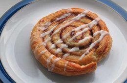 طرز تهیه شیرینی دانمارکی | روش آسان پخت شیرینی گل محمدی
