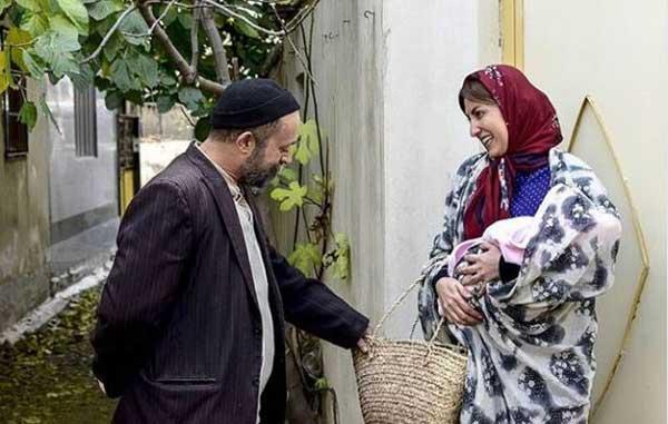 سمیرا حسینی در فیلم خجالت نکش