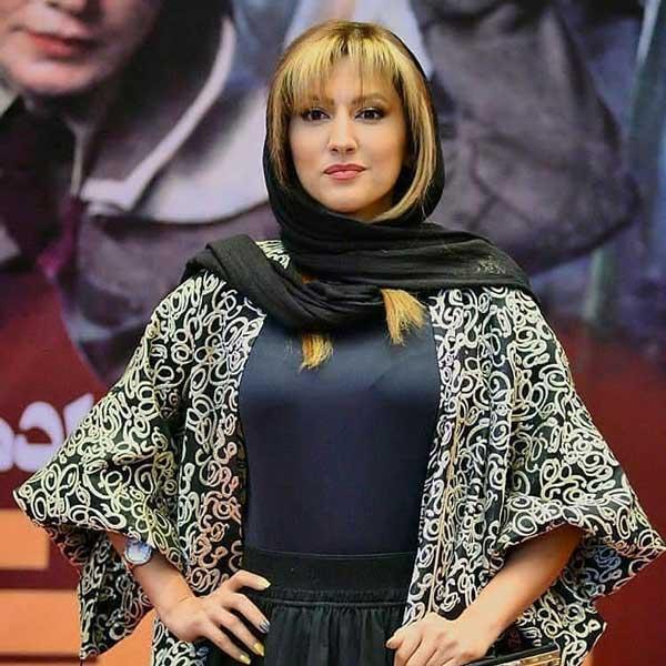 تیپ جدید سمیرا حسینی