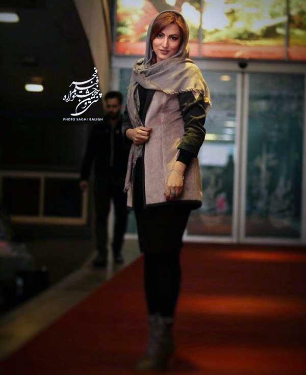سمیرا حسینی در جشنواره فجر