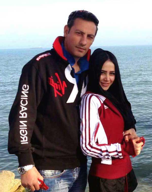 طلاق گرفتن الناز حبیبی