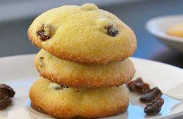 طرز تهیه شیرینی کشمشی | کشمشی با فر و بدون فر