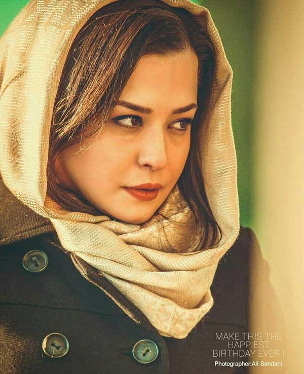 مهراوه شریفی نیا عکس تولد