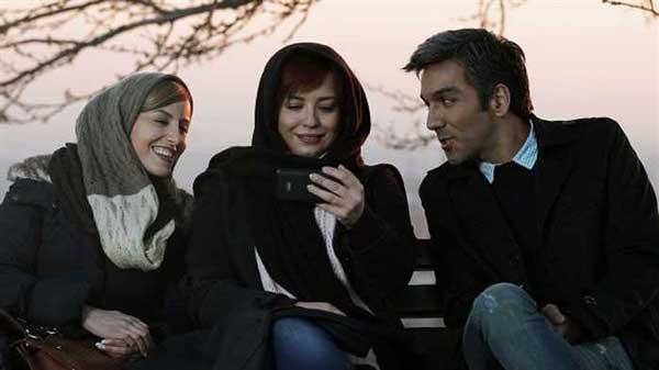 فیلم پرسه در حوالی من مهراوه شریفی نیا