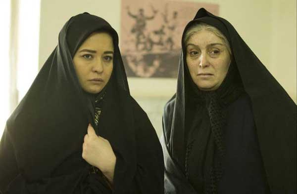 فیلم درخونگاه مهراوه شریفی نیا