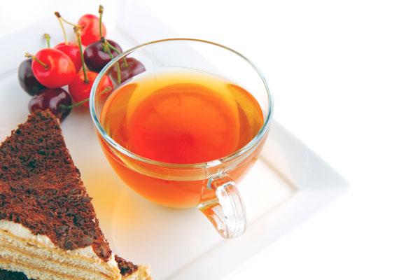 چای آلبالو