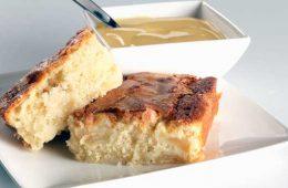 طرز تهیه کیک سیب دارچین | آموزش قدم به قدم