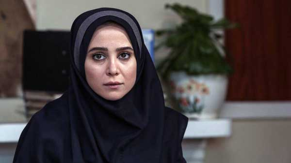 الناز حبیبی در سریال دلدار تلویزیون