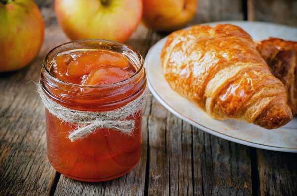 طرز تهیه مربای سیب