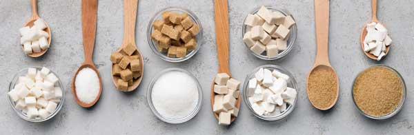تفاوت قند با شکر